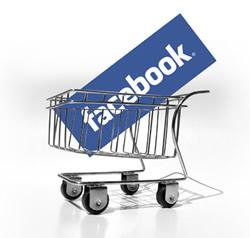 e-commerce su facebook