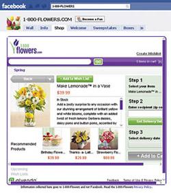 aprire un negozio virtuale su facebook