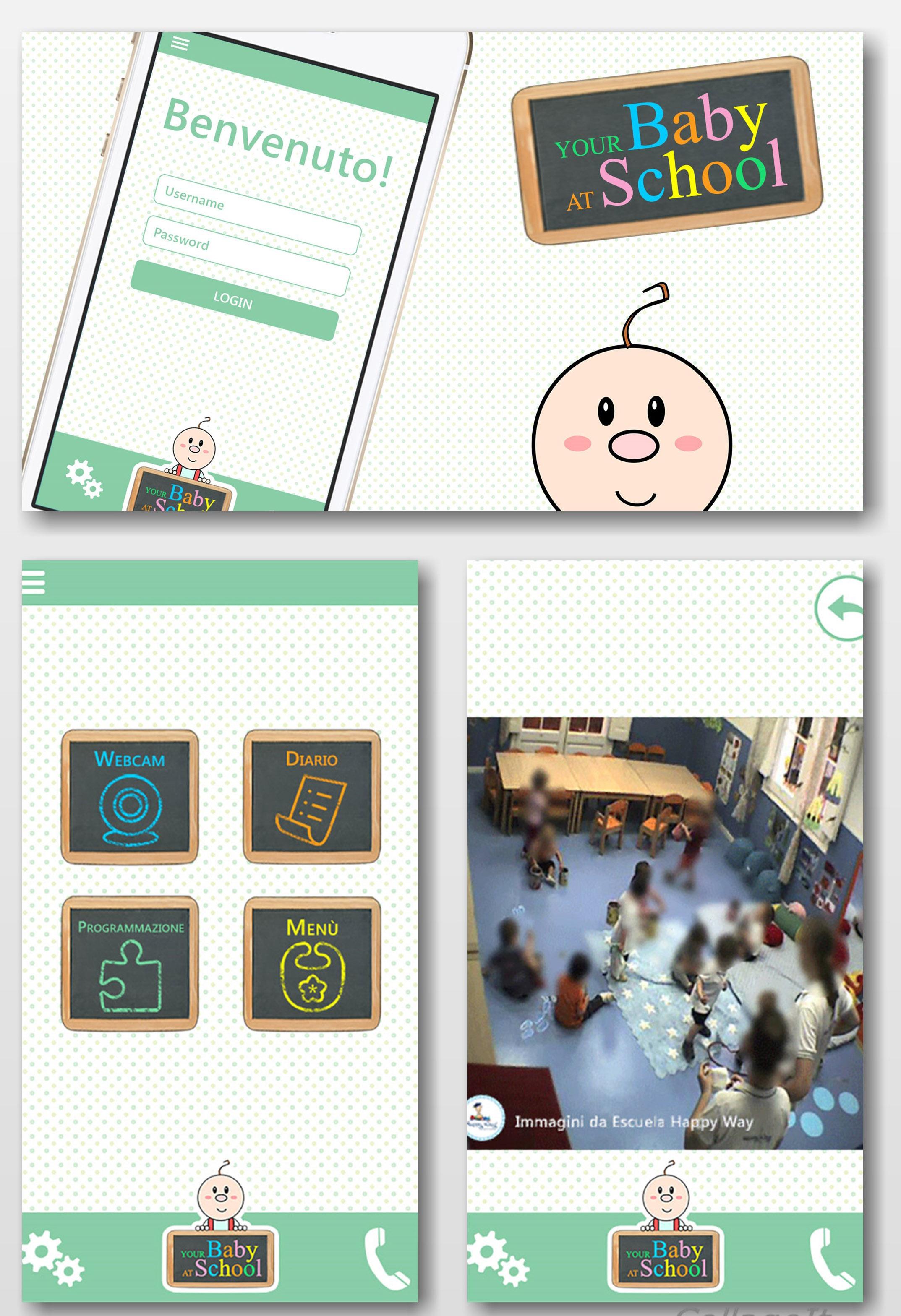 BabySchool-App